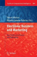 Electronic Business and Marketing: New Trends on Its Process and Applications (Hardcover)