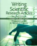 Writing Scientific Research Articles: Strategy and Steps (Paperback)
