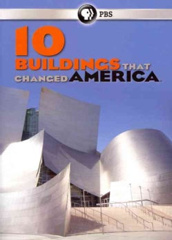 10 Buildings That Changed America (DVD)