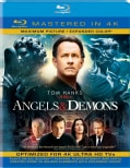 Angels & Demons (4K-Mastered) (Blu-ray Disc)