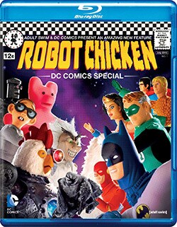 Robot Chicken: DC Special (Blu-ray Disc)