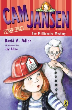 Cam Jansen and the Millionaire Mystery (Paperback)