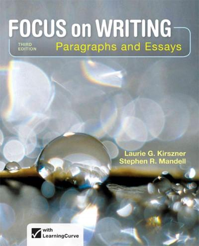 focus on writing paragraphs and essays online