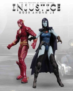 Injustice Flash Action Figure 2 Pack (Toy)