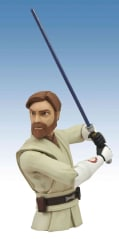Star Wars Clone Wars Obi-Wan Bank (Toy)
