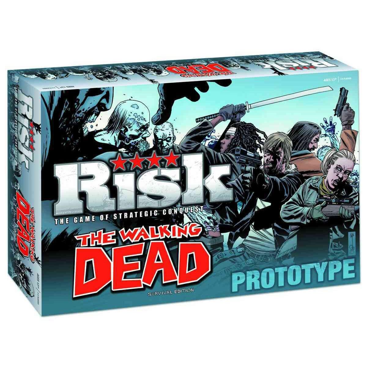 Walking Dead Survival Edition Risk