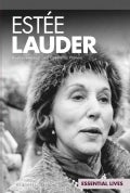 Estee Lauder: Businesswoman and Cosmetics Pioneer (Hardcover)