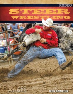 Steer Wrestling (Hardcover)
