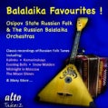 Russian Balaika Orchestra - Balalaika Favorites