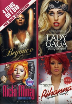 4 Films on 1 DVD: Diva Collection (DVD)