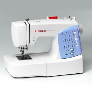 Singer Advance 7422 Electronic Sewing Machine (Refurbished)