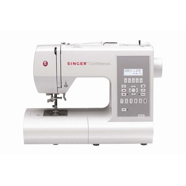 Singer Confidence 7470 225-Stitch Computerized Sewing Machine (Refurbished)