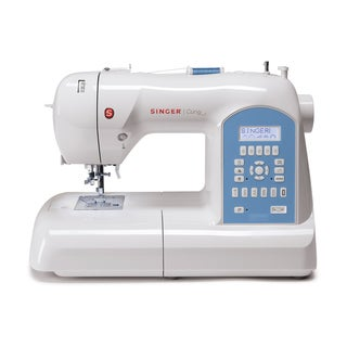 Singer Curvy 8780 227-stitch Computerized Sewing/ Quilting Machine (Refurbished)