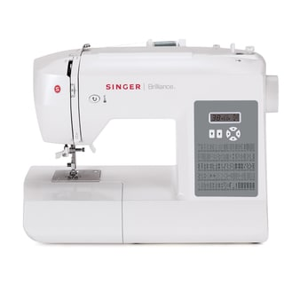 Singer 6199 Brilliance 100-stitch Sewing and Quilting Machine (Refurbished)