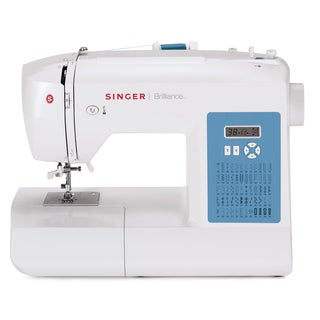 Singer 6160 60-Stitch Electronic Sewing Machine (Refurbished)