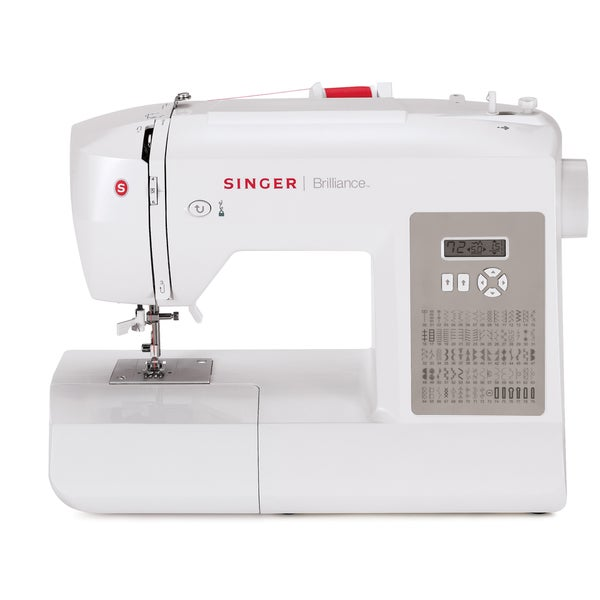 6180 Singer Brilliance 80-Stitch Sewing Machine (Refurbished)