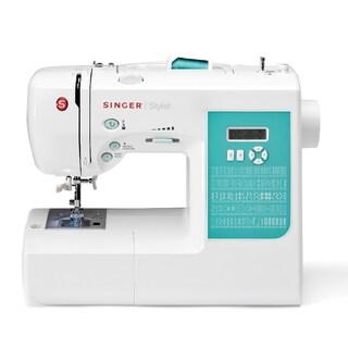 Singer 7258 Stylist 100-Stitch Electronic Sewing Machine (Refurbished)