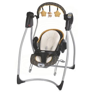 Graco Duo 2-in-1 Plug-in Swing and Bouncer in Flare