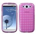 MYBAT Hot Pink Case for Samsung Galaxy S III/ S3