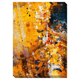 Splatter Oversized Gallery Wrapped Canvas