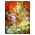 Flourish Oversized Abstract Gallery-Wrapped Canvas