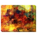 Gleam II Oversized Gallery Wrapped Canvas