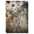 Gun Powder Oversized Gallery Wrapped Canvas