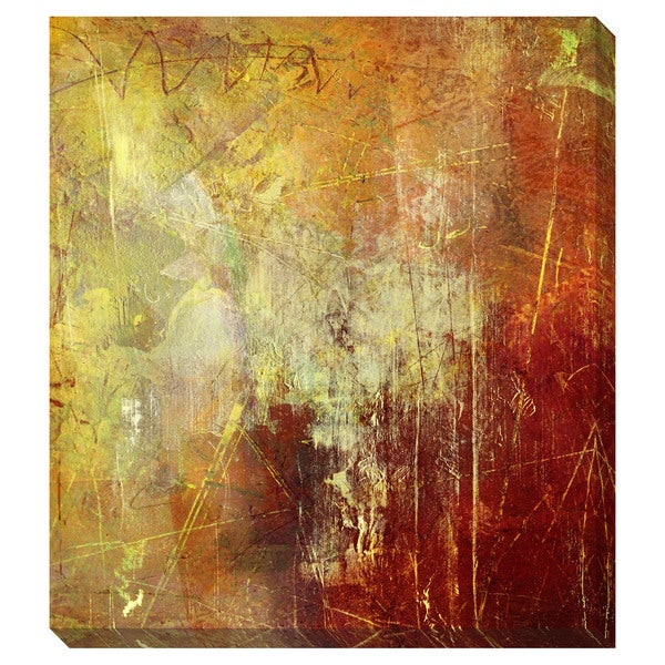 Ablaze II Oversized Gallery Wrapped Canvas