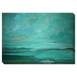 Sea Oversized Gallery Wrapped Canvas