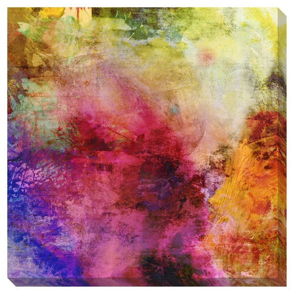 Bright III Oversized Gallery Wrapped Canvas