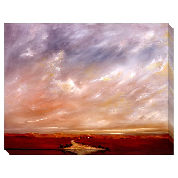 Eastern High Sieras Oversized Gallery Wrapped Canvas