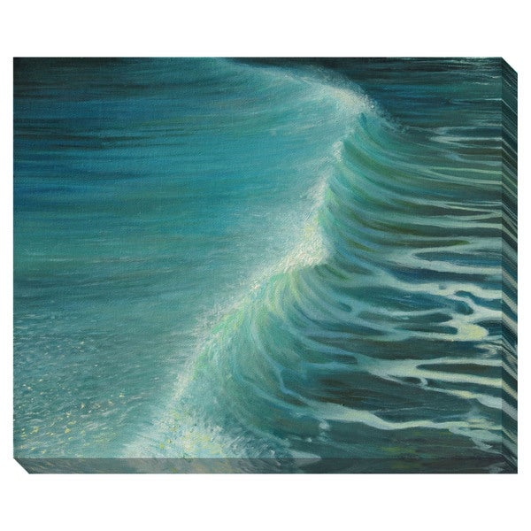 Gallery Direct In Motion Oversized Gallery Wrapped Canvas
