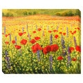 Sea of Blooms Oversized Gallery Wrapped Canvas