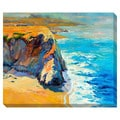 The Cliffs Oversized Gallery Wrapped Canvas