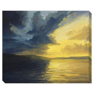 Light Meets Dark Oversized Gallery Wrapped Canvas