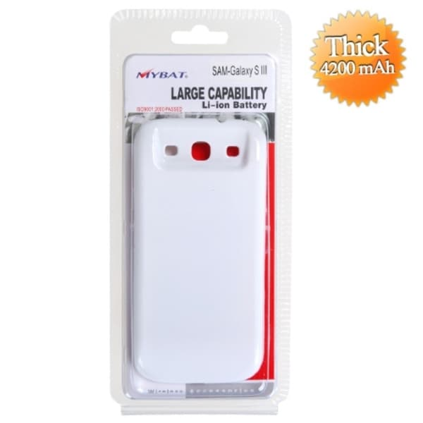 INSTEN Compatible Battery for Samsung Galaxy S III/ S3