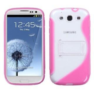 MYBAT Hot Pink S Case for Samsung Galaxy S III/ S3