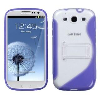 MYBAT Purple S Case for Samsung Galaxy S III/ S3