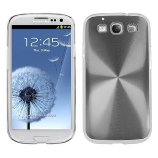 MYBAT Silver Cosmo Case for Samsung Galaxy S III/ S3