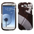 MYBAT Football Case for Samsung Galaxy S III/ S3