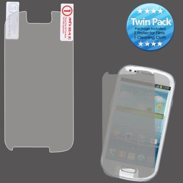 INSTEN 2-piece Screen Protector for Samsung Galaxy S III/ S3 Mini