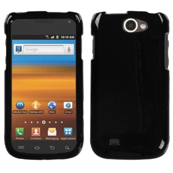 INSTEN Black Phone Case Cover for Samsung T679 Exhibit II 4G