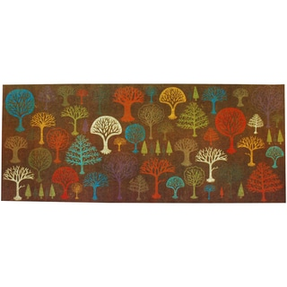 Forest For the Trees Indoor Cushion Mat