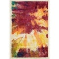 Skye Monet Flame Rug (2'0 x 3'0)