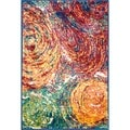 Skye Monet Fiesta Rug (2&#39;0 x 3&#39;0)