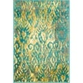 Skye Monet Lagoon Rug (2&#39;0 x 3&#39;0)