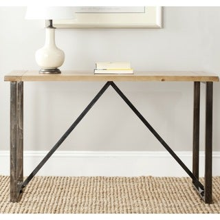 Safavieh Chase Natural Console Table