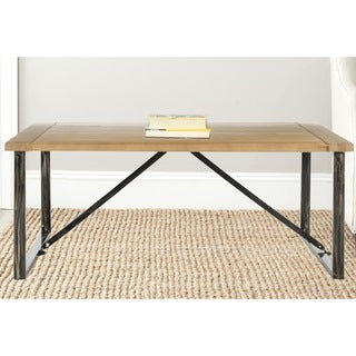 Safavieh Chase Natural Coffee Table