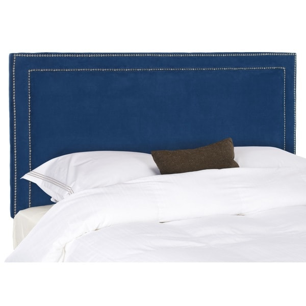Safavieh Cory Royal Blue Full Headboard