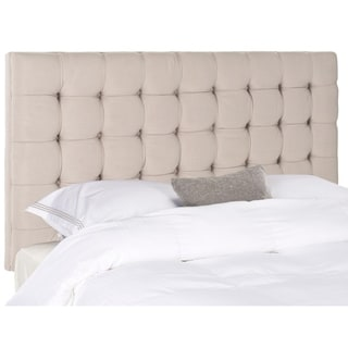 Safavieh Lamar Taupe Full Headboard
